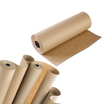 Kraft Paper Rolls & Paper Carrier Bags