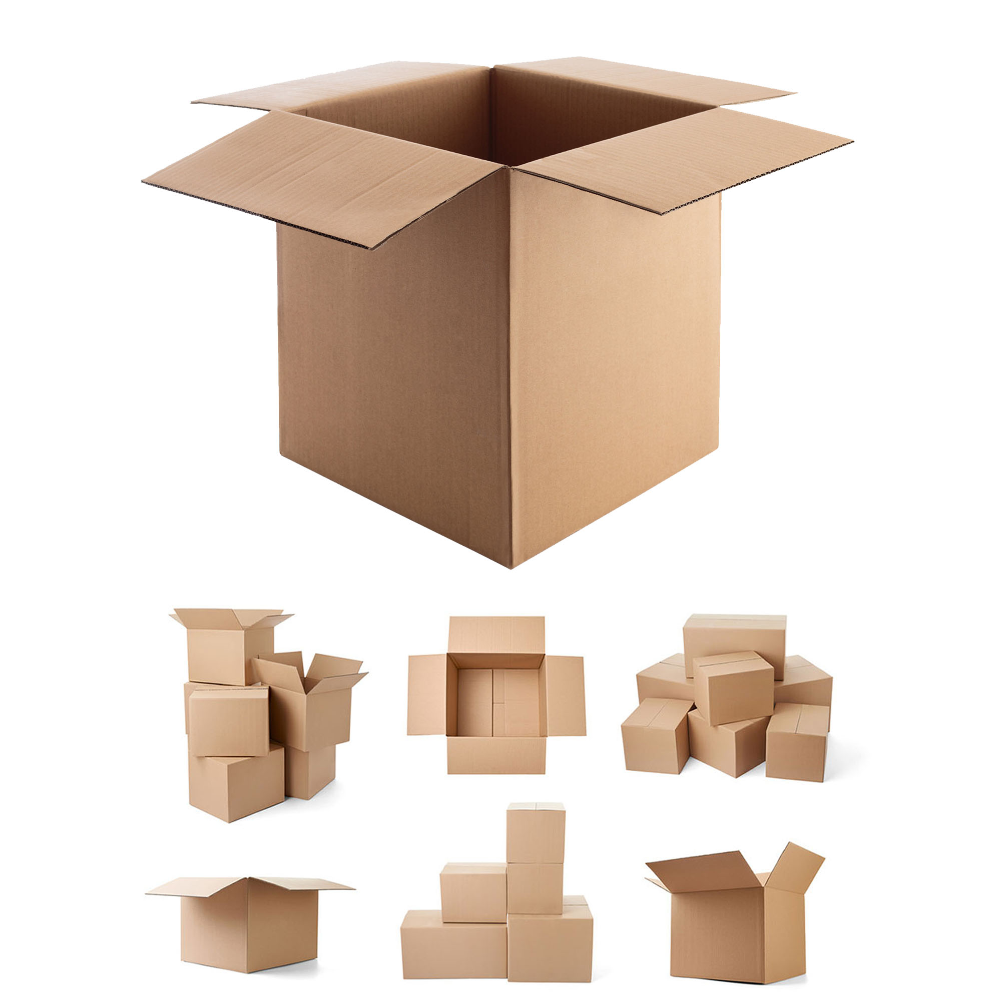 Doublewall Packing Boxes
