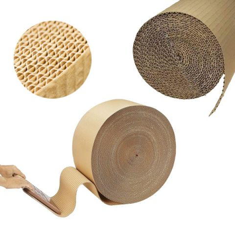 Corrugated Papers Rolls