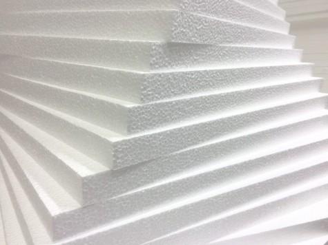 Polystyrene Sheets EPS 70 Insulation Foam | 50mm