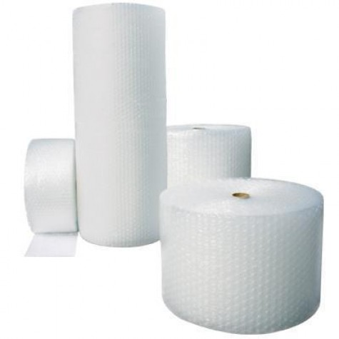 WELLPACK PREMIUM SMALL BUBBLE WRAP ROLL | 750MM (75CM) WIDE x 50 METRE LONG FULL ROLL
