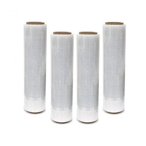 Clear Pallet Stretch Shrink Film Wrap Roll | Standard Core 1 Roll