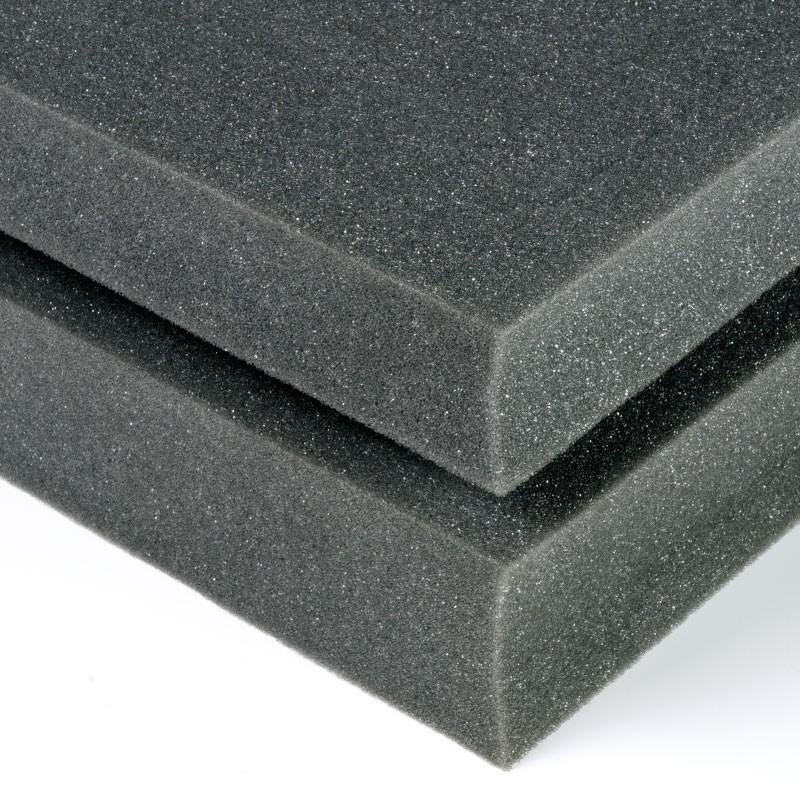 Grey Foam Sheets Polyurethane Packaging Foam Sheets 50mm