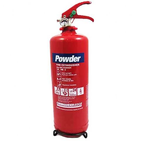 2 Kg Dry Powder Fire Extinguisher