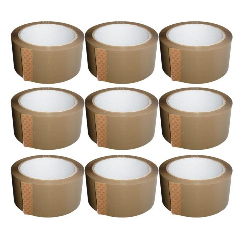 Brown Tape Low Noise (48mm x 66m)