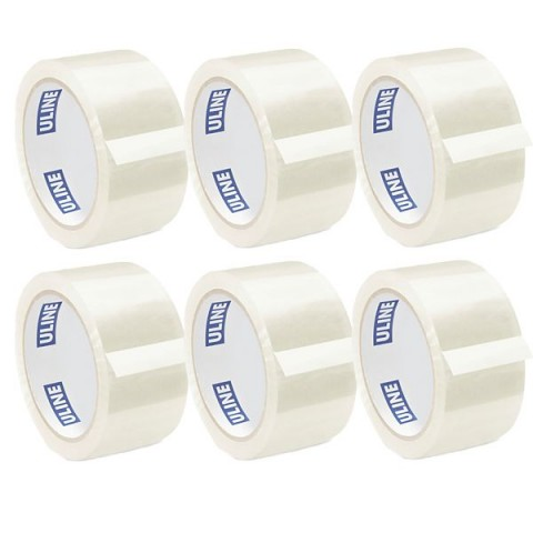 Clear Tape (48mm x 66m)