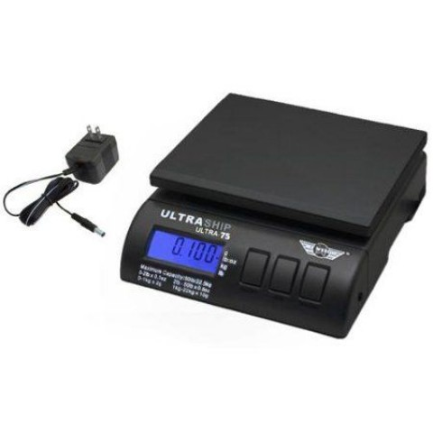 My Weigh Branded Ultraship 75 Postal Shipping Weighing Scale