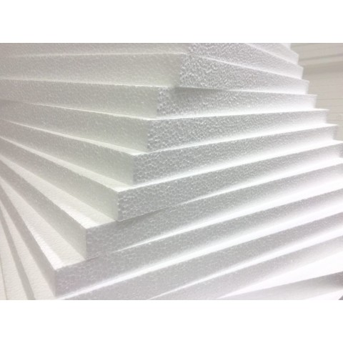 POLYSTYRENE SHEETS EPS 70 INSULATION FOAM | 25MM