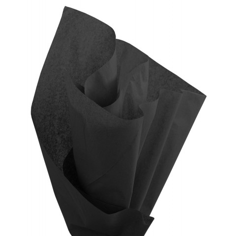 Black Acid Free Tissue Paper