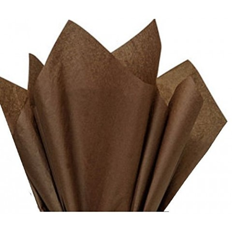 Brown Acid Free Tissue Paper