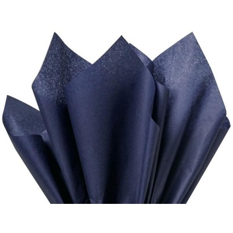 Navy Blue Acid Free Tissue Paper
