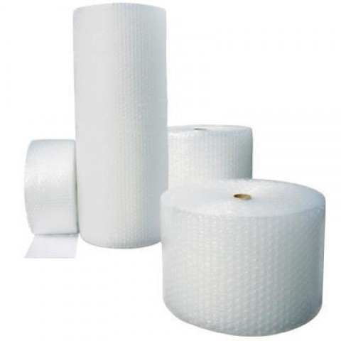 WELLPACK PREMIUM SMALL BUBBLE WRAP ROLL | 500MM (50CM) WIDE x 50 METRE LONG FULL ROLL