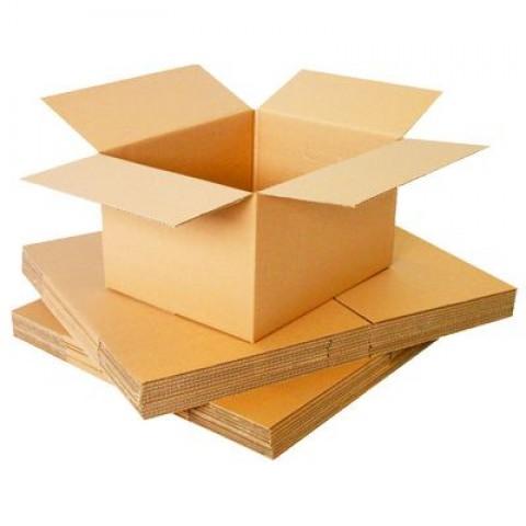 "Double Wall Cardboard Boxes 14x14x14 "" | 356x356x356 MM"