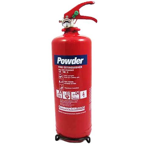 2 Kg Dry Powder Fire Extinguisher