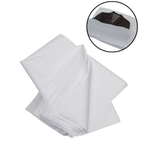 100 x White Acid Free Tissue Packing Paper Sheets Gift Party Clothes Wrap