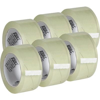 Acrylic Low Noise Clear Tape 75mm x 66m