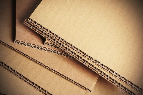 Corrugated Cardboard Sheets Pads
