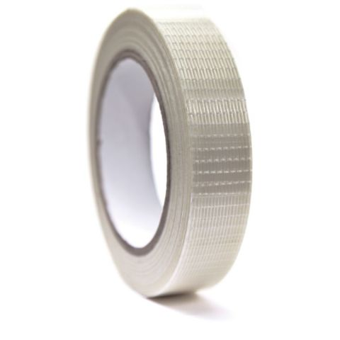 Crossweave Reinforced Tape 25mm x 50m