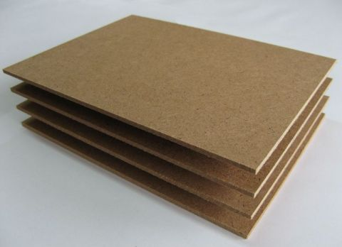 Large Hardboard Sheets | Thickness: 3MM