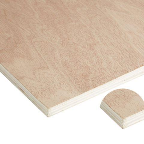 Hardwood Plywood Sheets | Thickness: 5.5mm |
