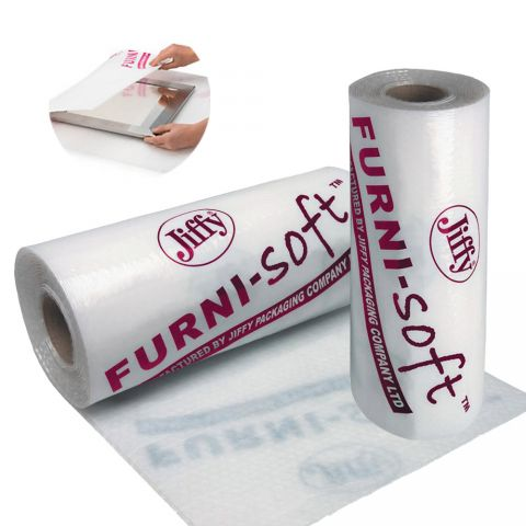 Jiffy FurniSoft Art Furniture Bubble Wrap Blanket 1200mm x 100M