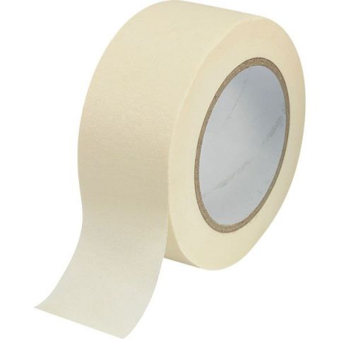 Masking Paper Tape Roll For Painting, Art, Wrapping Pack Of 6 Size - 50mm x 50m
