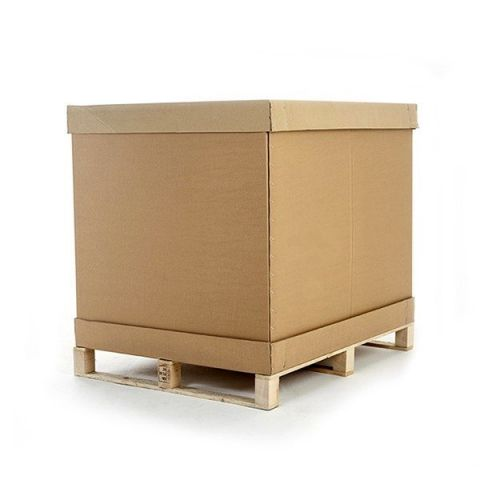 Pallet Boxes / Export Standard - ISPM15 Compliant
