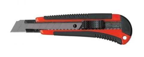 1 x Heavy Duty 'Snap Off Blade' Warehouse Safety Knife Cutter CPK18