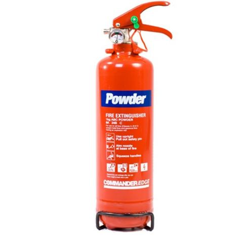 1 Kg Dry Powder Fire Extinguisher