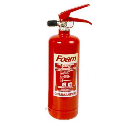 2 Litre (2L) Foam Fire Extinguisher