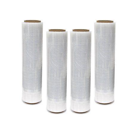 3 Standard Clear Pallet Wrap